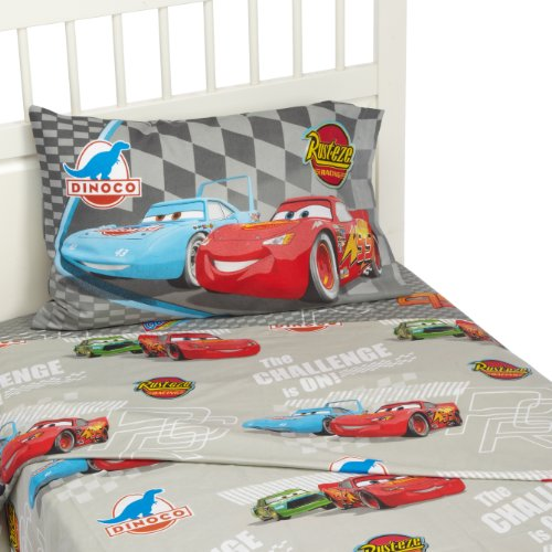 Disney/Pixar Cars Racing Twin Sheet Set