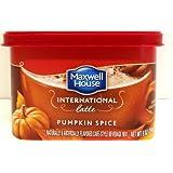 Maxwell House International Pumpkin Spice Latte