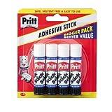 2 X Pritt Stick 10g, 4 Pack