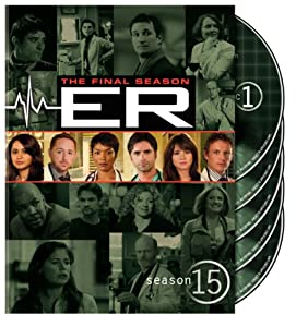 ER: Season 15 (The Final Season) from Warner Home Video