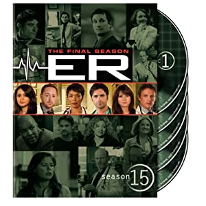 ER: Season 15 (The Final Season) movie