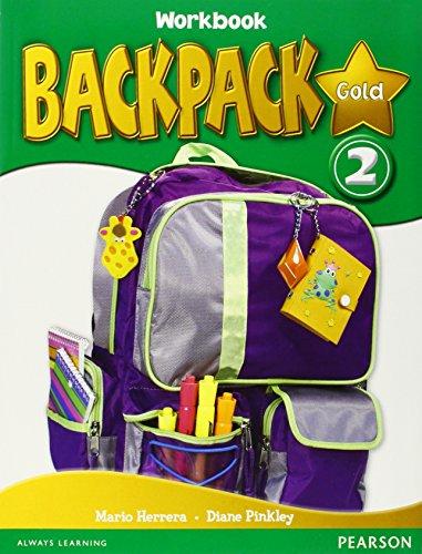 Backpack Gold 2 Workbook and CD N/E Pack