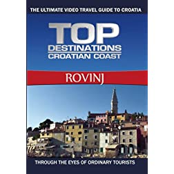 Top Destinations ROVINJ