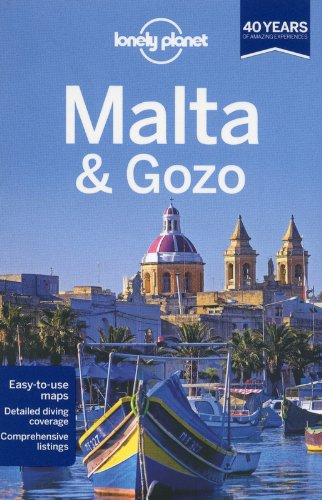 Lonely Planet Malta & Gozo (Travel Guide) front-1061691