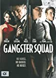 Gangster Squad (2013) English/Thai - DVD Region Code 3