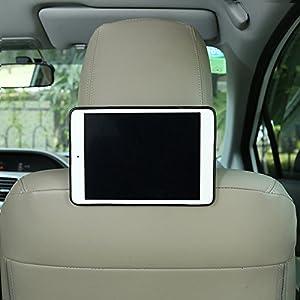 Bayan Car Headrest Mount Holder for iPad Mini 3/iPad Mini 2/iPad Mini-Version 3 from Bayan