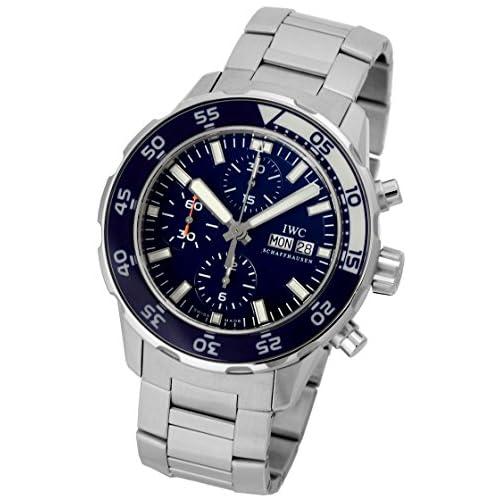 [アイダブリューシー] IWC 腕時計 アクアタイマー クロノグラフ IW376710 メンズ [中古品]