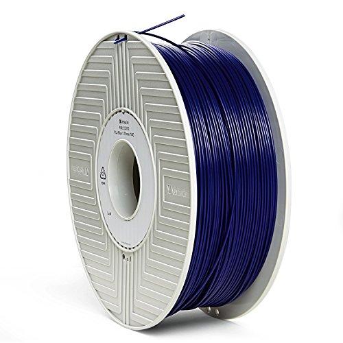 Verbatim 3D Filament PLA 1,75 mm Blue, 55252 (Blue)