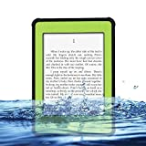 Redpepper Kindle Paperwhite Case Cover Waterproof Dirtproof Snowproof Shockproof Box Hard Tablet Shell for Amazon Kindle Paperwhite eReader (Green)
