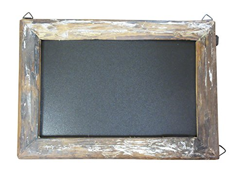 Vintage Rustic Farm Kitchen Chalkboard - Chalk or Marker - Door Wall Sign 10x14 (Old Style Chalkboard compare prices)