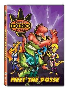Kung Fu Dino Posse: Meet the Posse