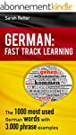 GERMAN: FAST TRACK LEARNING .The 1000...