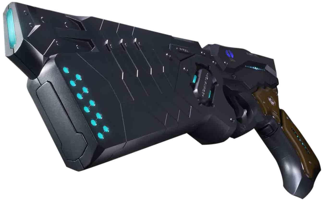 ドミネーター・サイコパスの特殊拳銃は変形可能バージョンも?