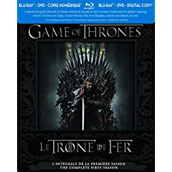 Game of Thrones: The Complete First Season (BD) [Blu-ray]