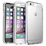 IPhone 6 Plus Case, SUPCASE Ares Full-body Rugged Clear Bumper Case With Built-in Screen Protector For Apple IPhone...