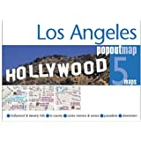 Los Angeles CA Popout Map Trade Show Giveaway