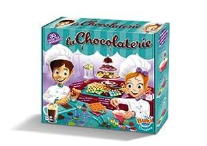 Buki - 7066 - Jeu Scientifique - La Chocolaterie - 30 recettes