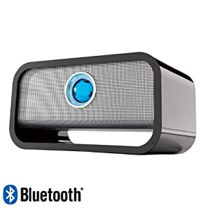 Big Blue Studio Wireless Bluetooth Speaker by Brookstone