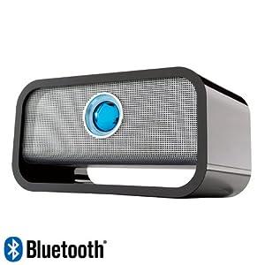 Big Blue Studio Wireless Bluetooth Speaker by Brookstone