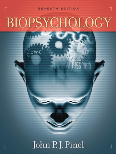 Biopsychology (with MyPsychKit Student Access Code Card) (7th Edition)