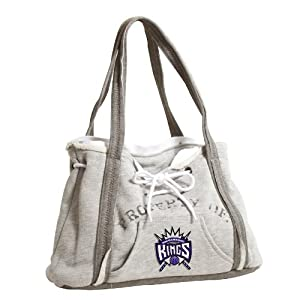 NBA Sacramento Kings Hoodie Purse by Pro-FAN-ity Littlearth