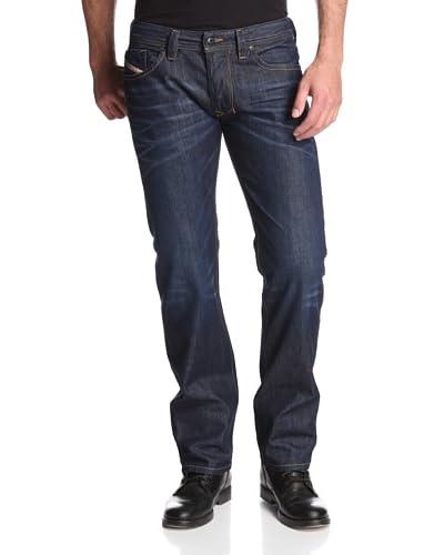Diesel Men's Straight Leg Larkee Jeans