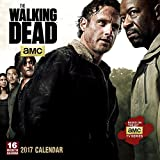 Amc's The Walking Dead 2017 Calendar (Square)