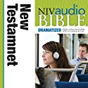 NIV New Testament Audio Bible, Dramatized  by Zondervan Narrated by Zondervan