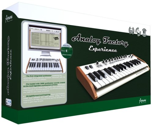 Arturia Analog Factory Experience Soft Synth