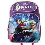 Disney Princess Frozen Elsa Anna 16 inches backpack NEW Licensed Product