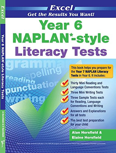 excel-year-6-naplan-style-literacy-tests-express-from-sydney-with-dhl-fedex-tnt-or-ups