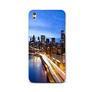 The Palaash Mobile Back Cover for HTC Desire 816