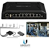 Ubiquiti TS-8-PRO ToughSwitch 8 Port Advanced Power Ethernet Controllers