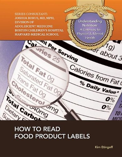 How To Read Food Product Labels (Understanding Nutrition : A Gateway To Physical And Mental Health)
