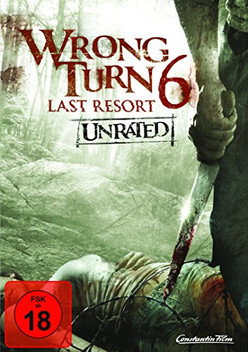 Wrong Turn 6 - Last Resort - Unrated [Edizione: Germania]
