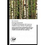 Comportement écophysiologique de Laurus nobilis sous stress hydrique: Etude comparée du comportement de deux écotypes...
