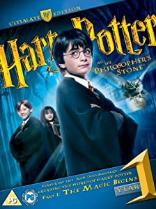 Harry Potter and the Philosopher's Stone (Ultimate Edition) - Double Play (Blu-ray + DVD) [2011] [Region Free]