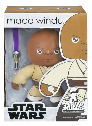 Star Wars Mighty Muggs - Mace Windu - 1