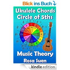 Music Theory - Ukulele Chord Theory - Circle of Fifths Fully Explained and application to Ukulele Playing (Learn Ukulele Book 1) (English Edition)