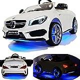 Mercedes-Benz CLA 45 AMG viele LED Effekte Soft Start...