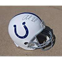 Andrew Luck Indianapolis Colts Rookie Signed Autographed Full Size Replica Helmet Authentic Certified Coa