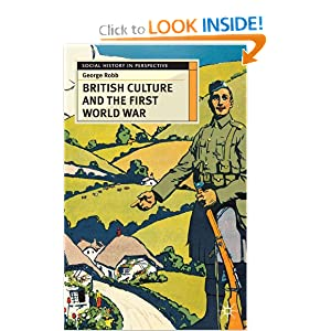 British Culture And The First World War George Robb