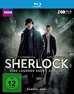 Sherlock - Staffel 2 [Blu-ray]