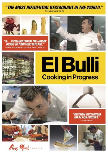 El Bulli: Cooking in Progress [DVD] [2011] [Region 1] [US Import] [NTSC]
