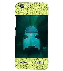 PrintDhaba Car D-5842 Back Case Cover for LENOVO VIBE K5 PLUS (Multi-Coloured)