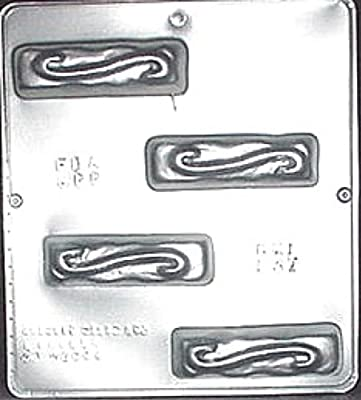 Rectangle Candy Bar Mold Chocolate Candy Mold Candy Making 137