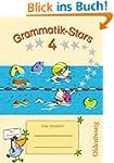 Grammatik-Stars: 4. Schuljahr - �bung...