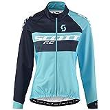 Scott RC AS WP Damen Winter Fahrrad Jacke blau 2017