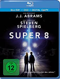Super 8  (+ DVD)  (inkl. Digital Copy) [Alemania] [Blu-ray]