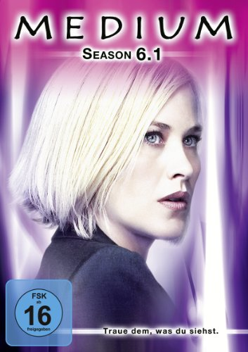 Medium - Season 6, Vol. 1 [2 DVDs]